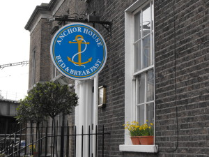 Dublin Hotel, Dublin Guesthouse