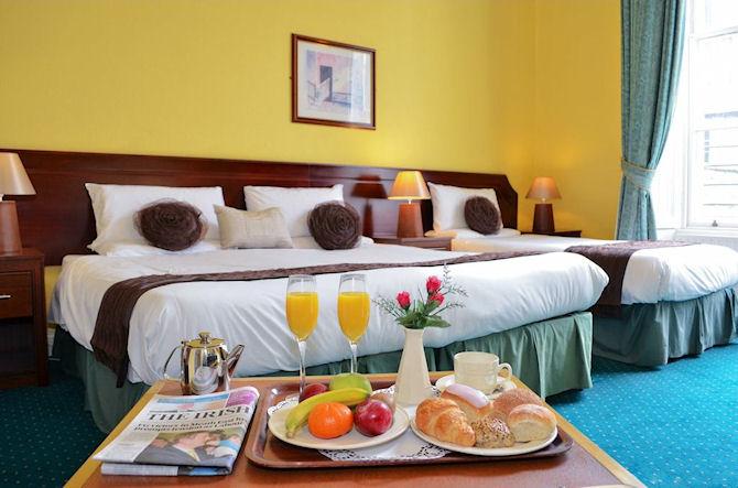Lower Gardiner Street Bed And Breakfast