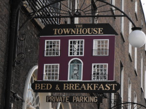 Townhouse Hotel, Lower Gardiner Street, Dublin 1