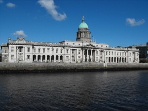 Dublin Tour Custom House