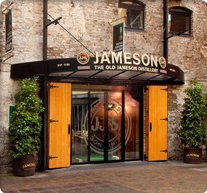 jamesondistillery & Jameson Distillery Dublin Jameson Irish Whiskey Jameson Family ...