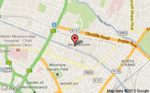 crokeparkhotellocation